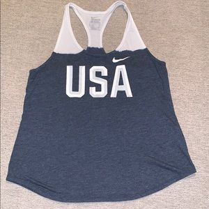 🇺🇸 Nike Olympic team USA official tank